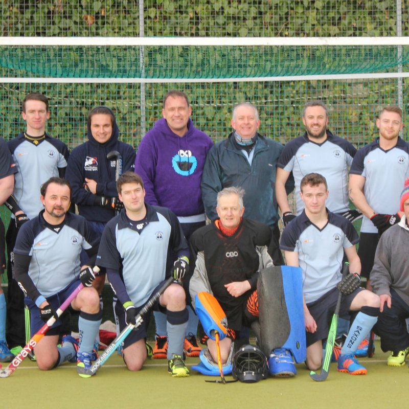 Mens 3rd XI take East Grinstead to task.