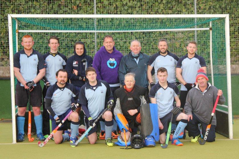 Men's 3's lose to Eastbourne Men's 3s 2 - 3