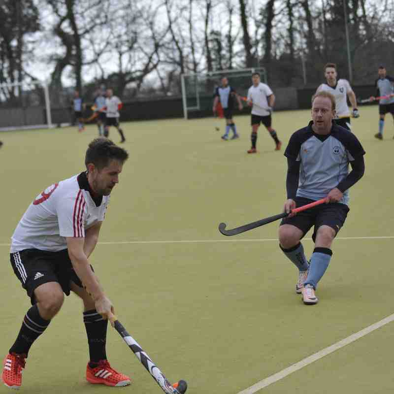 2017-03-18 South Saxons Mens 1st XI v Horsham Mens 2nd XI (Photos Courtesy of Hastings Observer)