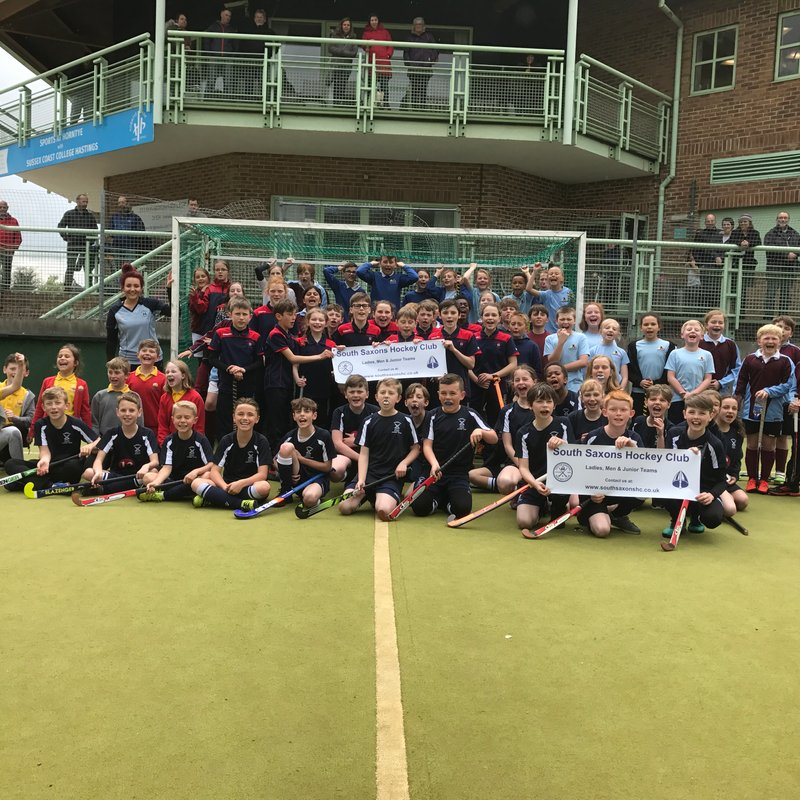 Another successful Annual Primary Schools Hockey Tournament.
