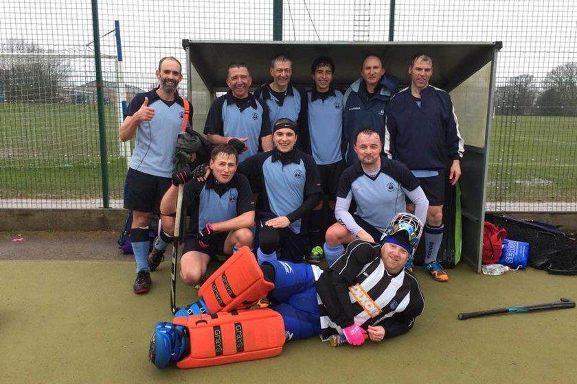 Men's 4's lose to Eastbourne Men's 4s 3 - 1