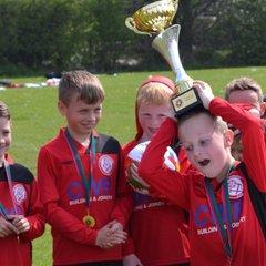 U9's Cup Final V Wheldrake