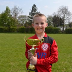 Altofts Whites Under 9's Cup Final