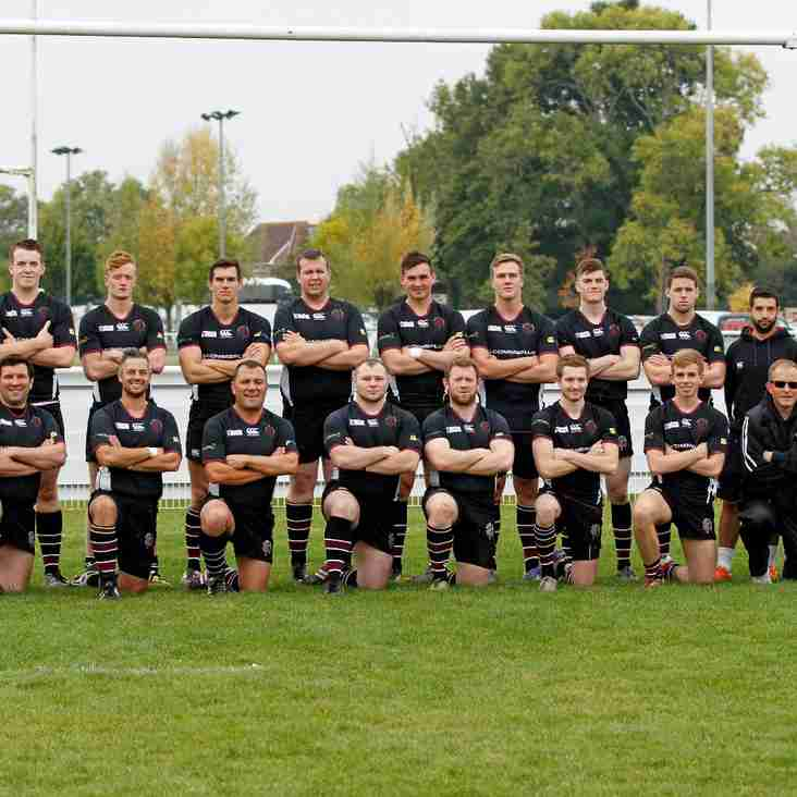 Warriors 17-22 RN Presidents XV
