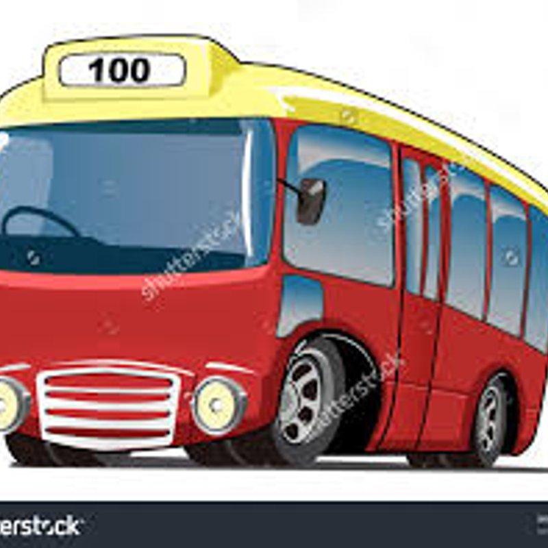 Minibus to Redruth, a few places left.