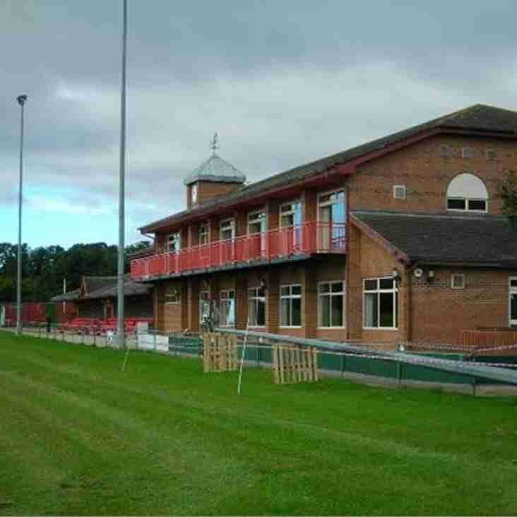 DRFC and Darlington  Football Club 1883 sign ground share agreement