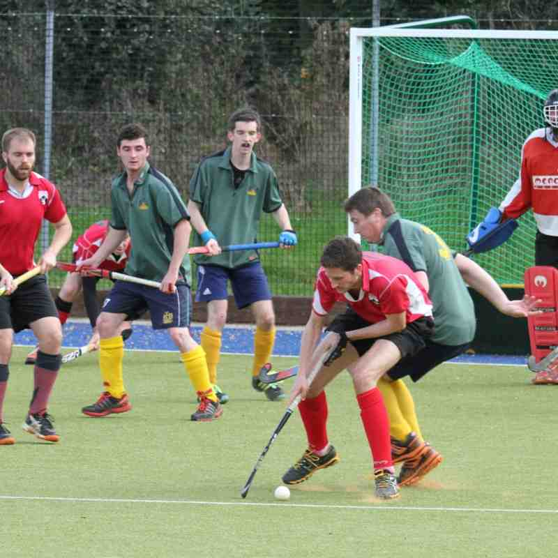 11th October - 1's vs Letchworth 2