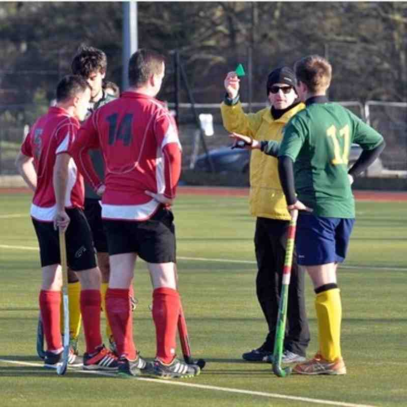Mens 1st XI v Letchworth 2 - 24th January 2015