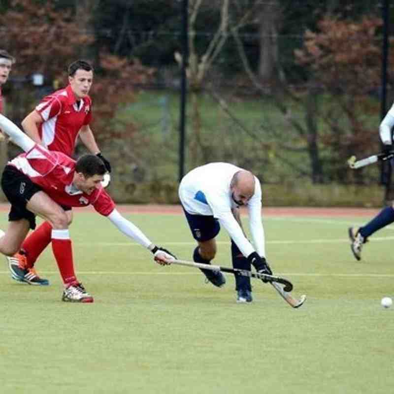 Hertford Mens 1's vs Harpenden