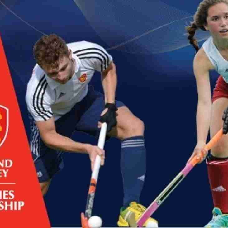 England Hockey Sessional Coach Award Course