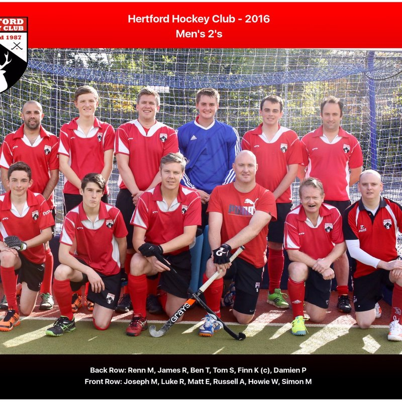Hertford 2 vs. Vauxhall 1