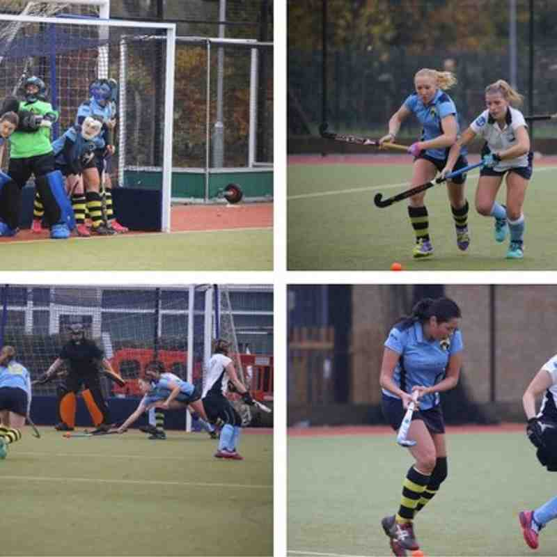 Ladies 1 vs. West Herts II 12/11/16