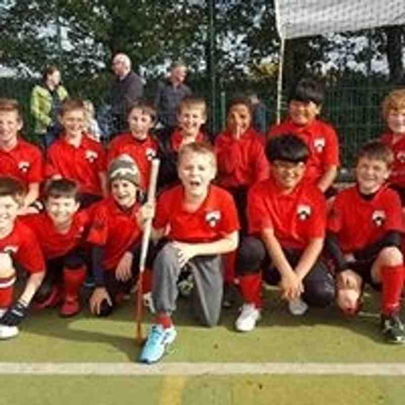 U10 Boys Season 1617