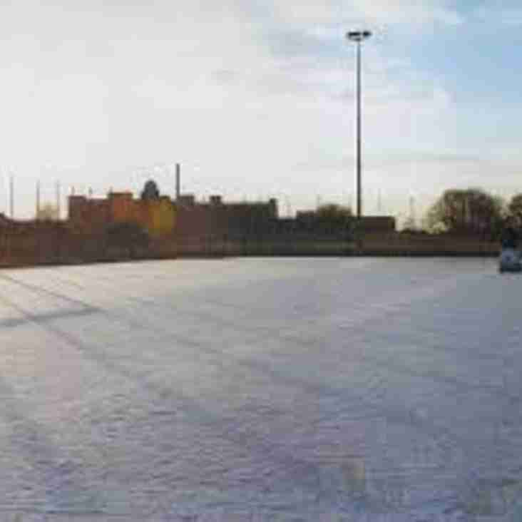 Junior Hockey Cancelled 11th Feb