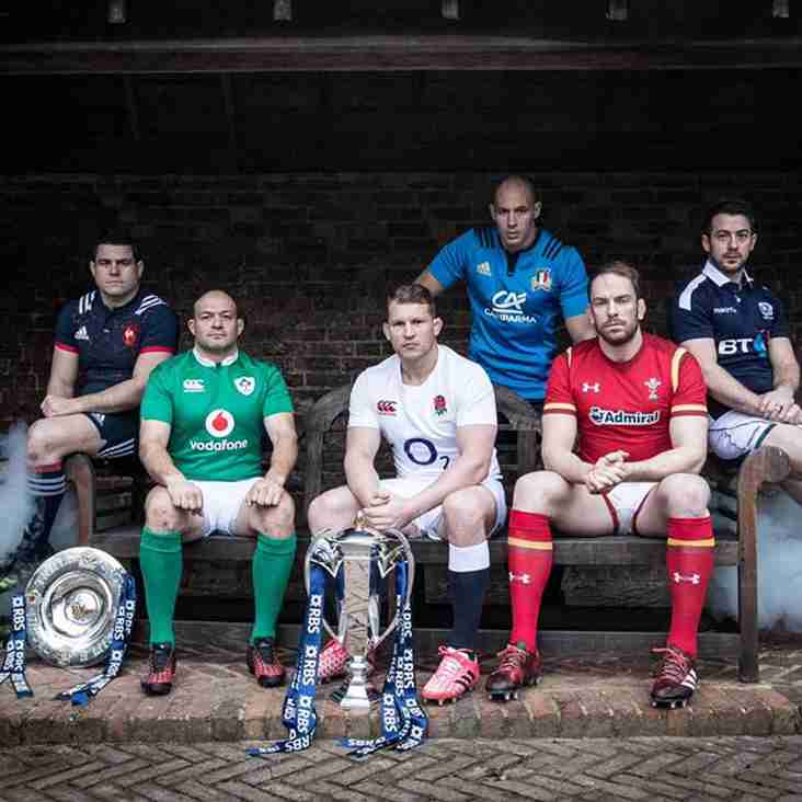 Six Nations Starts In Just SIX Days