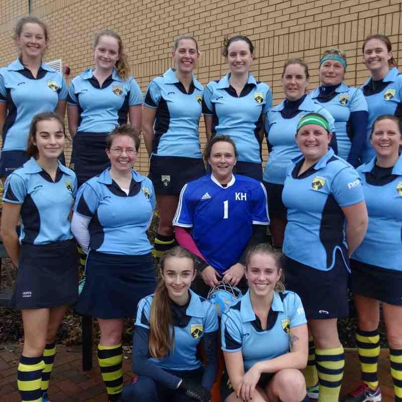 Ladies Team Pictures
