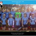 Ladies 1st XI beat Broxbourne 2 0 - 3