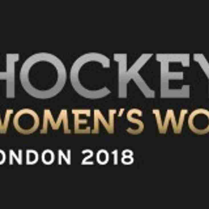 The Women's World Cup 2018 - Update
