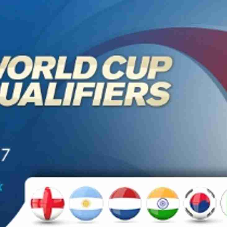 World League Semi Finals - World Cup Qualifiers