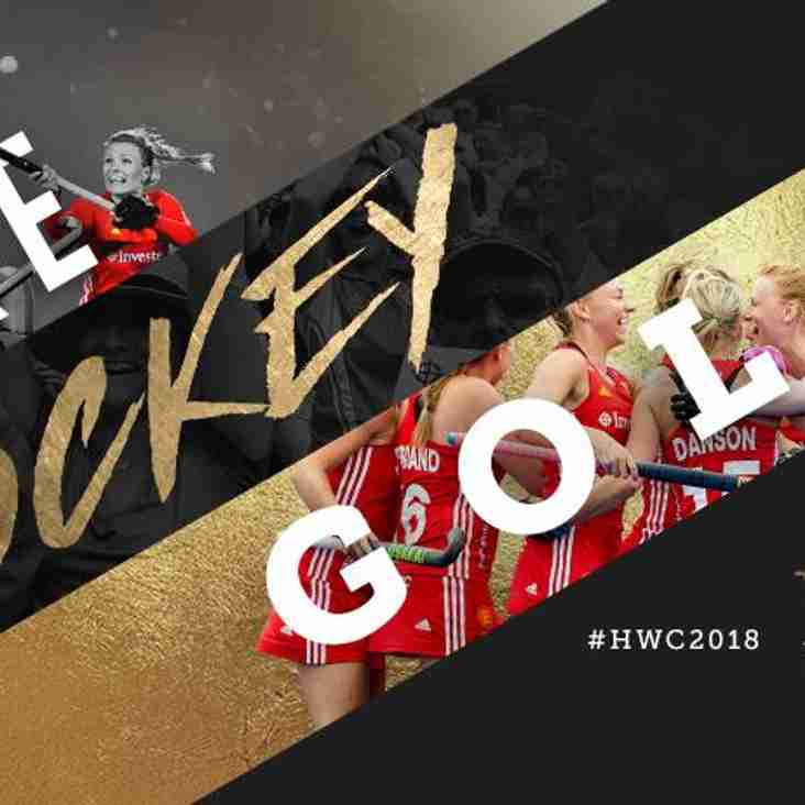 Vitality Hockey Women's World Cup ***Exclusive Offer***