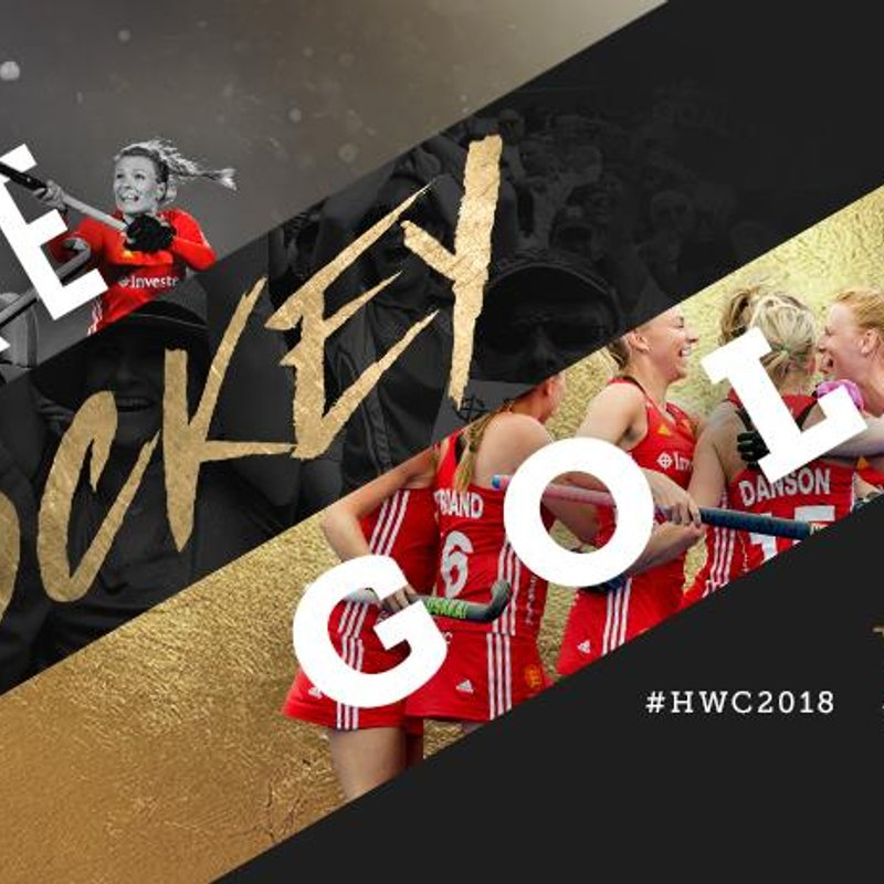 HOCKEY GOLD IS HERE