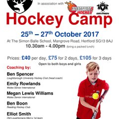 Youth Hockey Camps