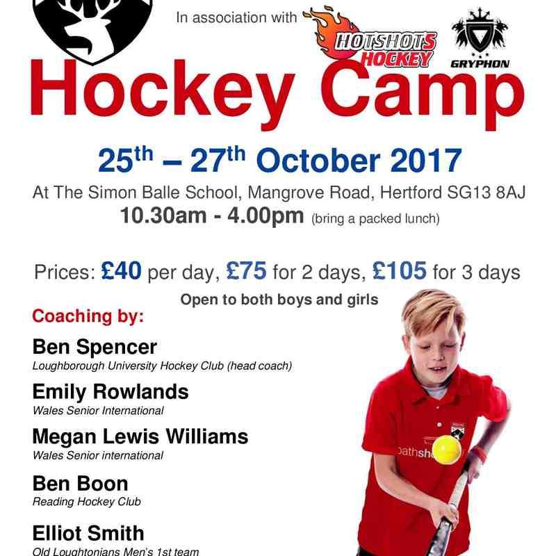 Youth Hockey Camps