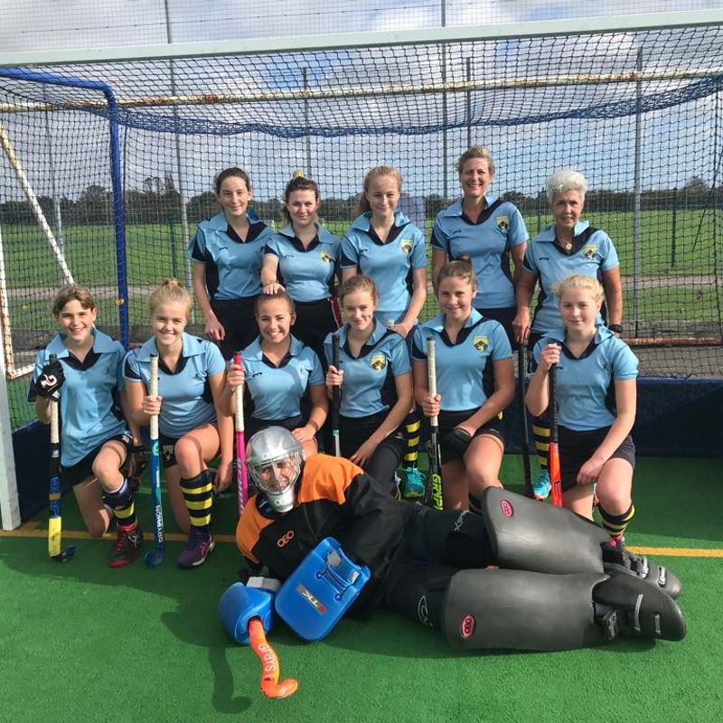 Ladies Academy lose to St Albans Bodiceas 2 - 4