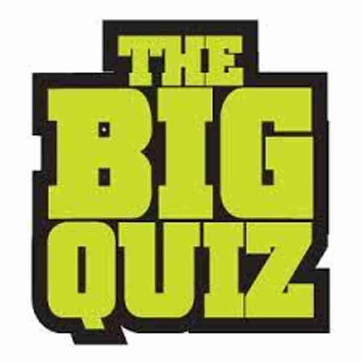 Junior Quiz Night - Friday 16th March