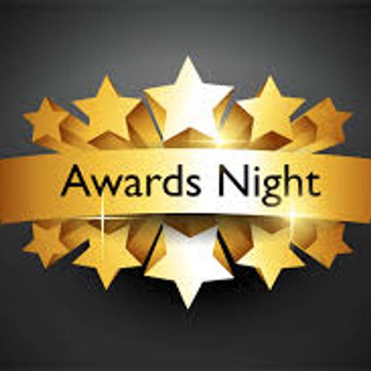Junior Awards Night - Friday 13th April<