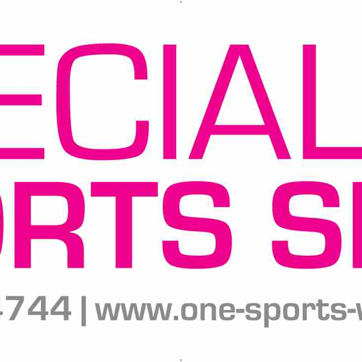 One Sports Warehouse - 10% Discount for Limited Time