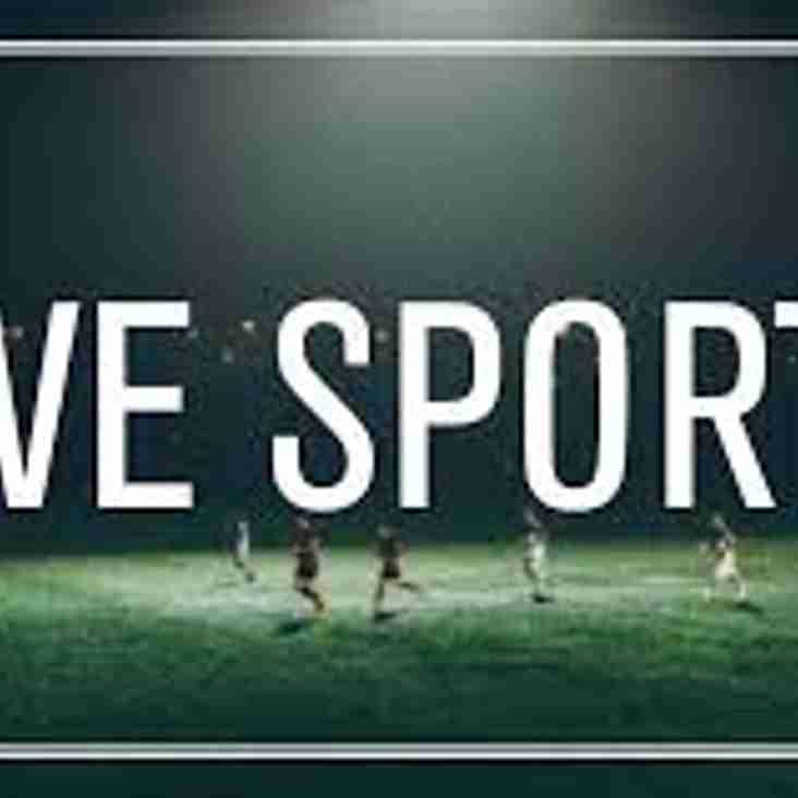 Live Sport in November