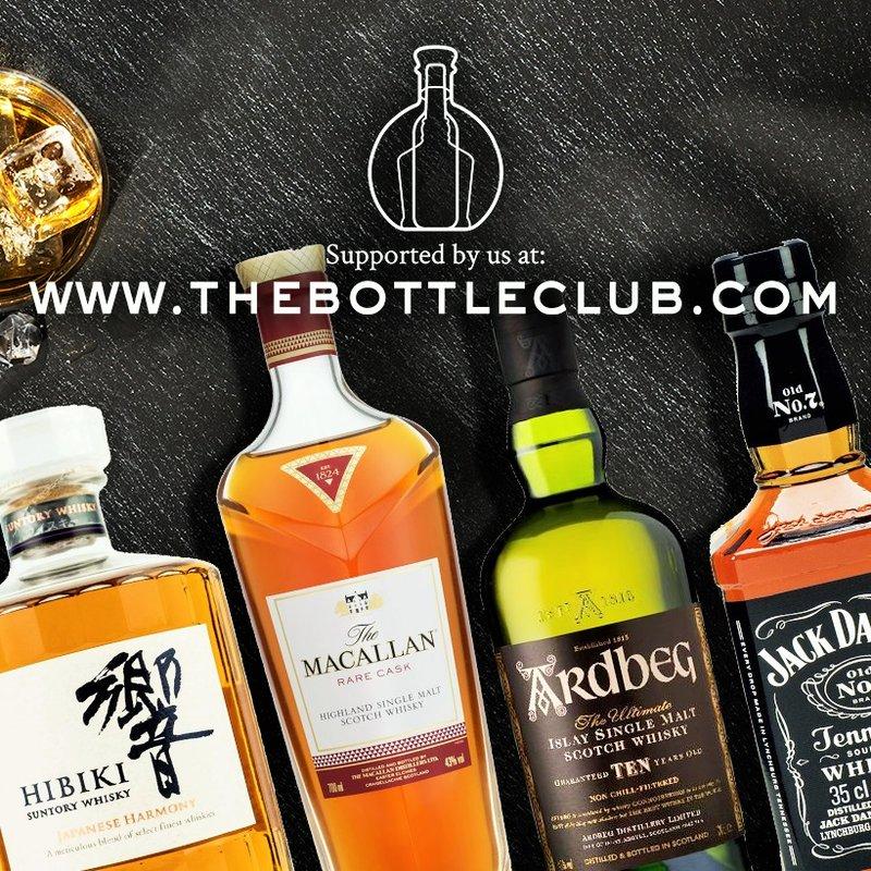 New Partner - The Bottle Club