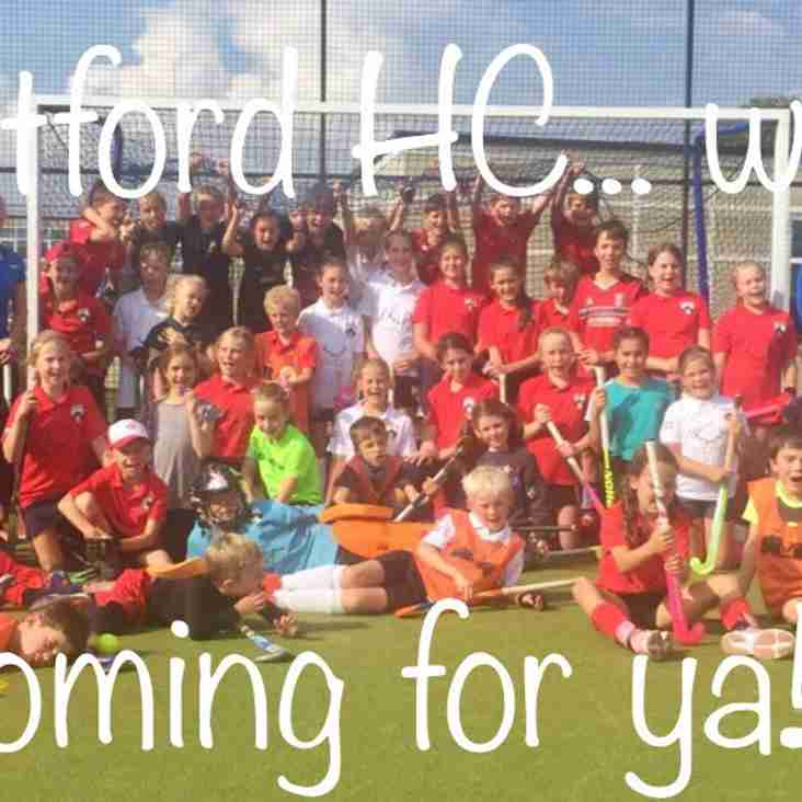 Summer and Autumn Hockey Camps