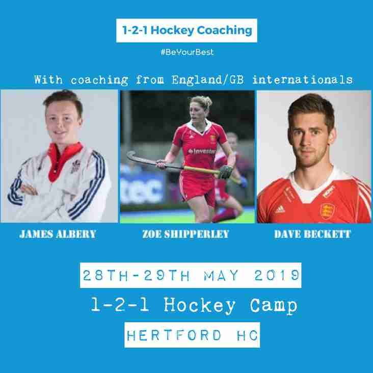 Half Term Hockey Camp