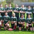 U23s Development Squad beat Aberystwyth Uni 14 - 12