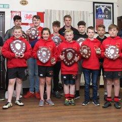 Newtown RFC Junior Awards & Fun Evening 2017