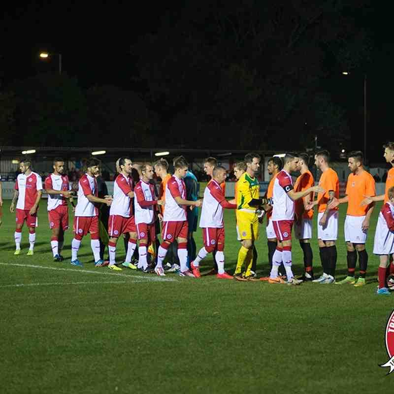 Truro City FC v Poole Town FC (A) - 7th October 2014