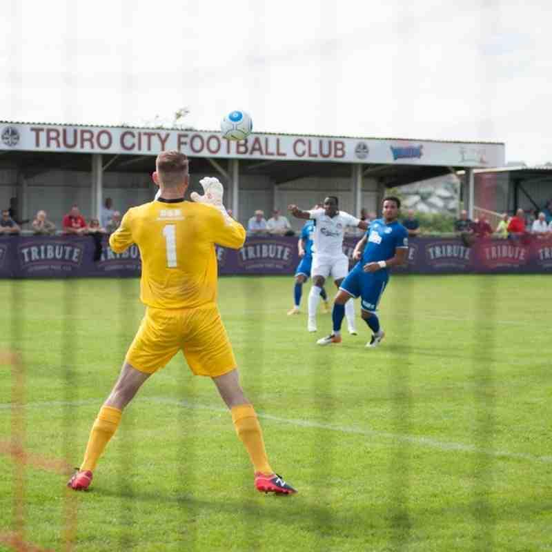 Truro City FC v Chelmsford City FC (H) - 6th August 2016