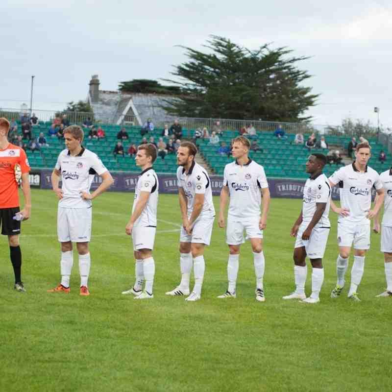 Truro City FC v Hungerford Town FC (H) - 6th September 2016