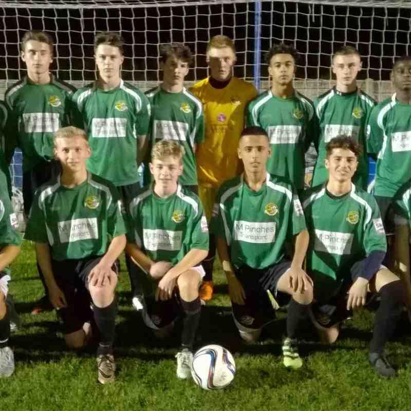 WCFC MFYL U18's