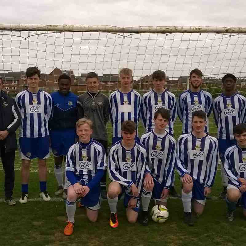 WORCESTER CITY U18 2016 2017