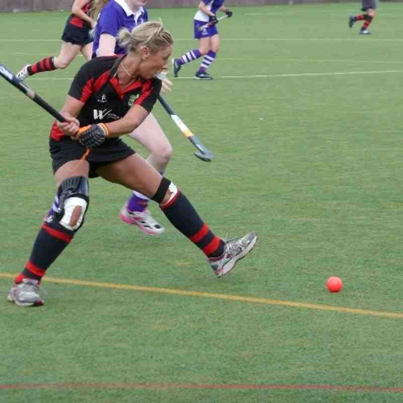 Ladies 2s vs Sevenoaks L5s 7th Sept 2013