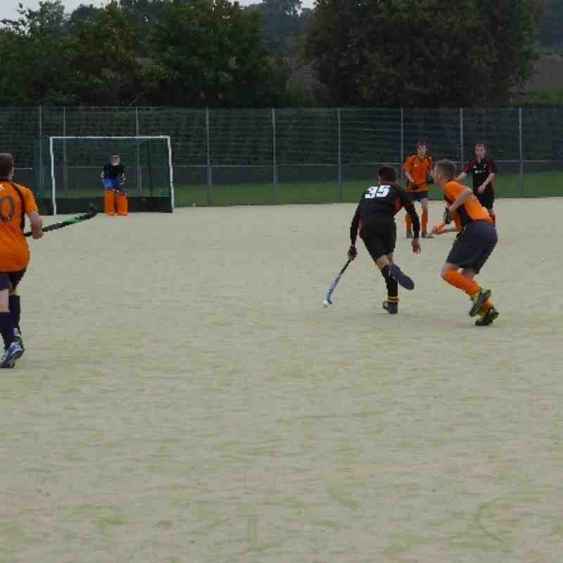 Mens 3s vs Crowborough 28th Sept 2013
