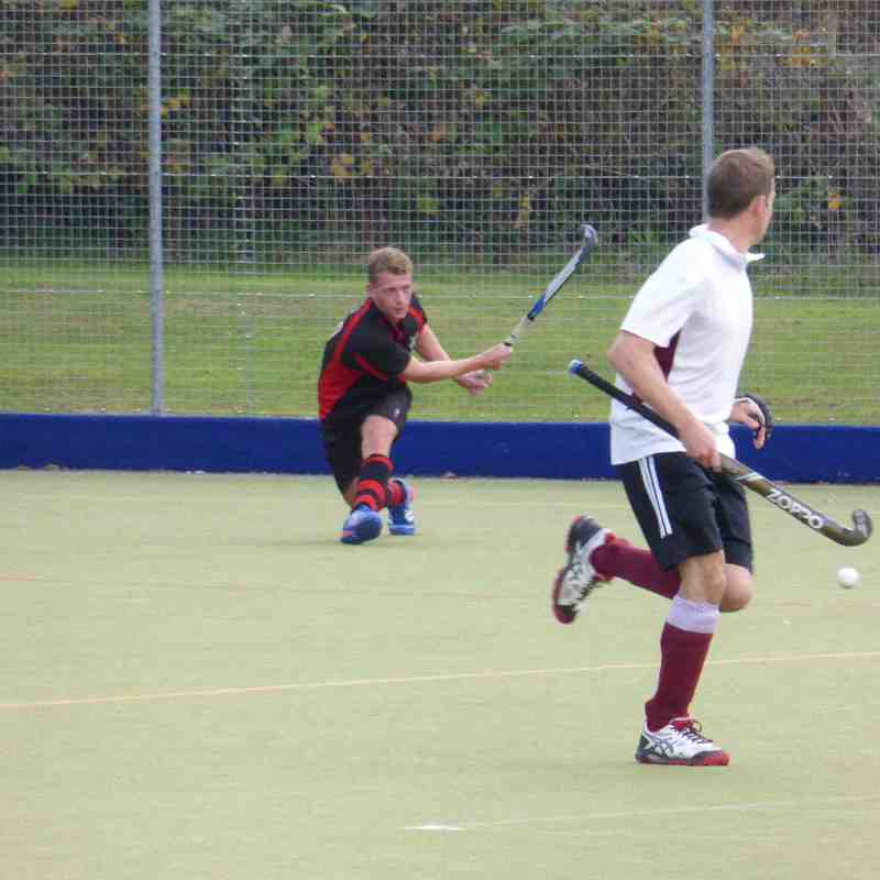 Men's 1s Surrey Cup Games 14th September 2014