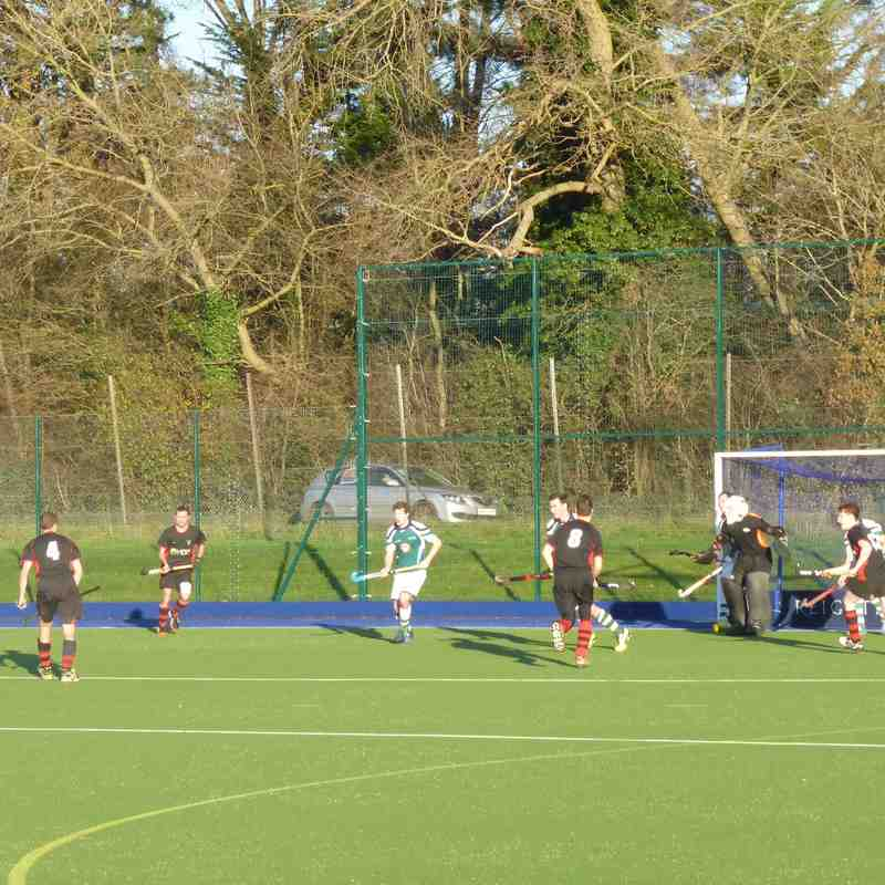 M1s vs Wimborne Wayfarers 6th December 2014