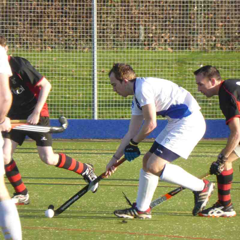 M1s vs Accies 2014/15