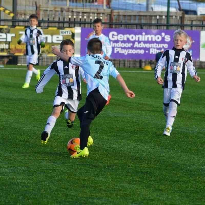 Academy Set Up Premier Tie With Manchester City