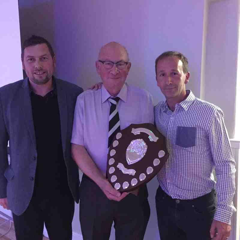 Llandudno FC Presentation Evening 2016/17