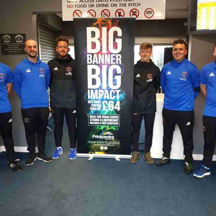 Printcentre Wales Extend Community Sponsorship